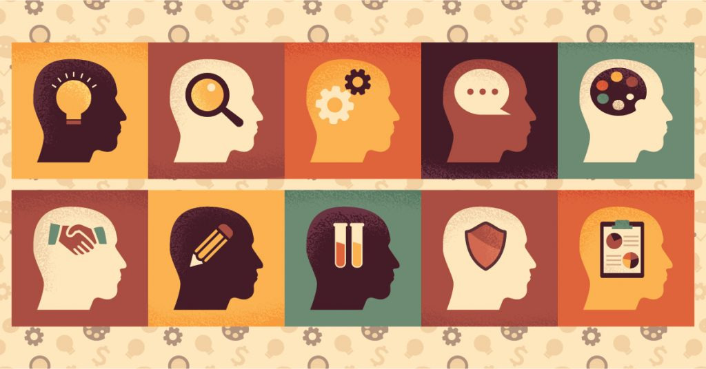 Bài kiểm tra tính cách nghề nghiệp sẽ cho kết quả khác nhau