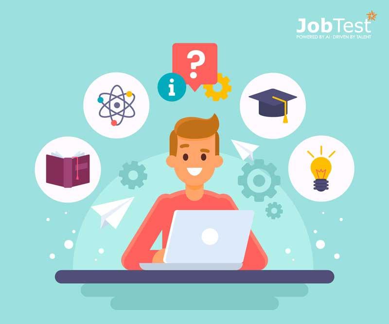 Có những dạng bài trắc nghiệm nghề nghiệp nào?